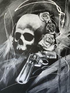 blackandwhite freetoedit art artwork artist
