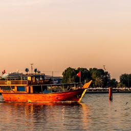 photooftheday emotions iamnikon sunset boat