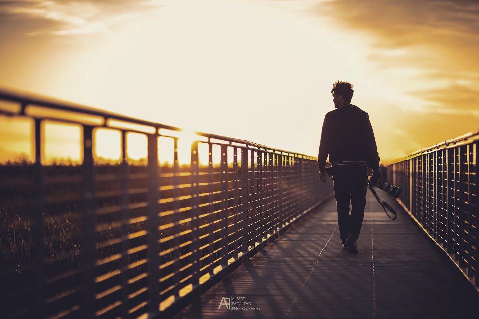 The sky is lit #sunset #goldenhour #leadinglines #interesting #california #travel