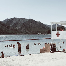 beach california summer sun vintage vintageeffect