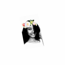 flowercrown agirl imnotbeautyqueen thisis who
