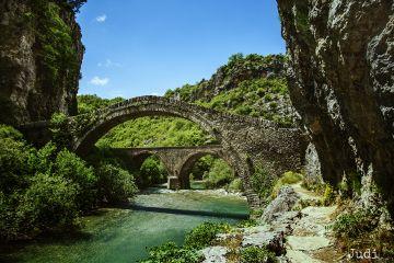nature photography architecture bridge greece