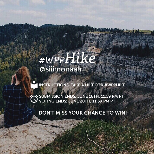 Get out into nature and capture photos of your excursion for our Weekly Photography Project. There's nothing like a hike to get a breath of fresh air and some spectacular shots. Share your pics with #wppHike. (Banner image by @siiimonaah )