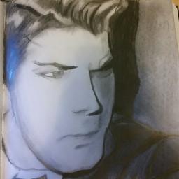drawing blackandwhite mcr pencilart people
