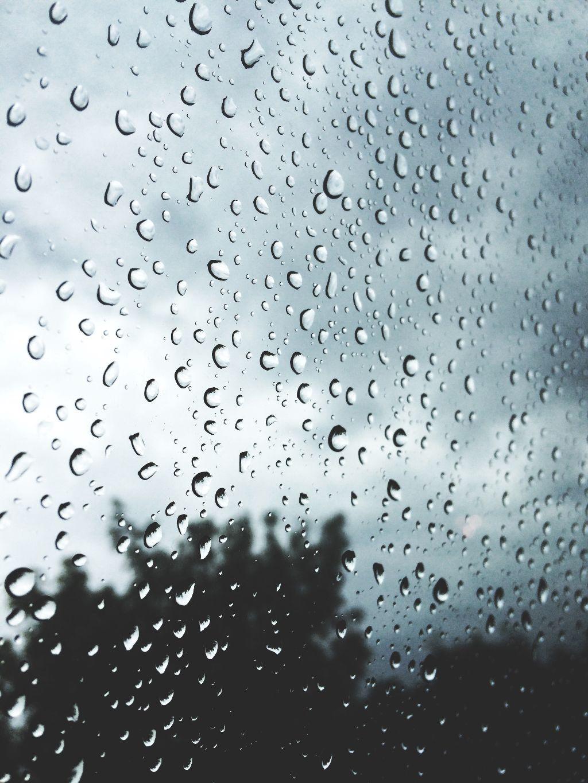 #FreeToEdit  #rain #raindrops #window #rainyday #grey