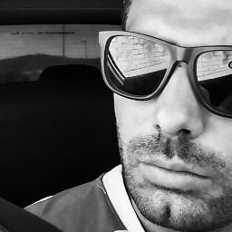 blackandwhite summer selfie blancoynegro
