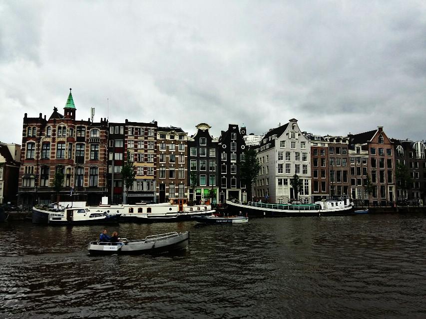 #amsterdam #canal