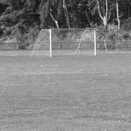 minimallandscape nettesdailyinspiration photography nature soccerfield