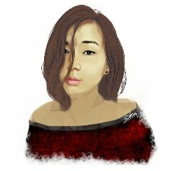 freetoedit portrait girl art sketch