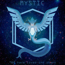 blueteam pokemongo articuno mysticteam