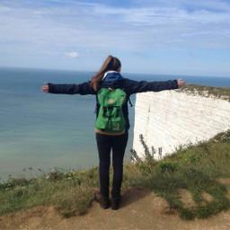 england cliffwalk beautiful coast free