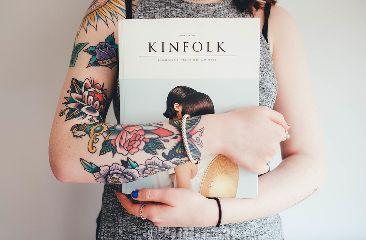 freetoedit hand tattoo book magazine