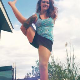 yoga yogaposes yogaeverydamnday yogagirl yogaeveryday freetoedit