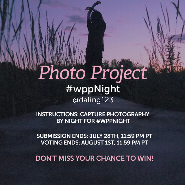 Make this Weekly Photo Project a nightly one, and see what amazing images you can capture after the sun goes down. Try your hand at night photography, and enter by sharing your shots with #wppNight . (Banner image by  @daling123 )