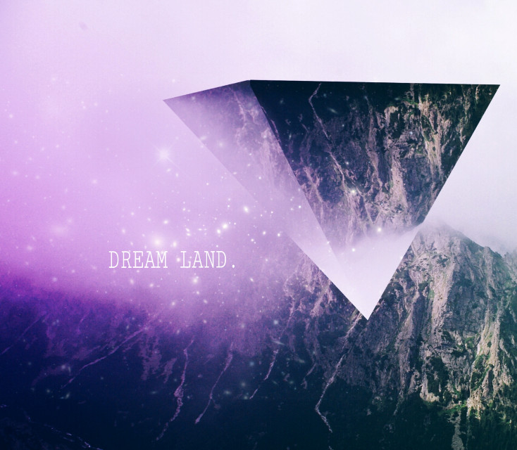 DREAM LAND.  #edited