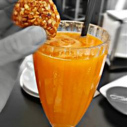 blackandwhite colorsplash hdr sweet drinks