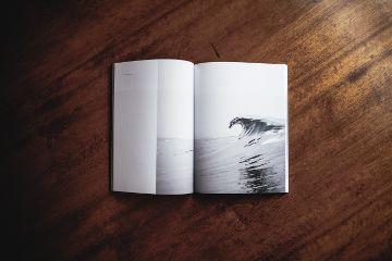 freetoedit book sea texture empty