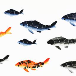 freetoedit japan tajimi fish tile
