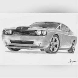 draw art fastcars dodge freetoedit