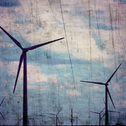nettesdailyinspiration paperstencil edited windturbines indiana