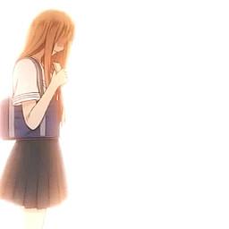 animegirl anime animeheartbreak crying