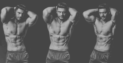 gym art photography tehran iran