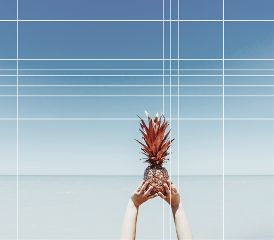 freetoedit remix pineapple bluesky sky