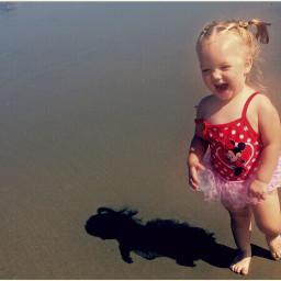 lightcrossfx nettesdailyinspiration happy happychild granddaughter