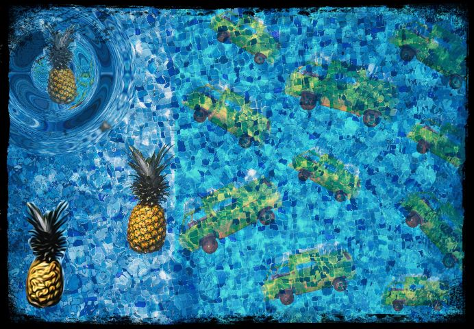 #freetoedit,#pineapple,#bus,#water