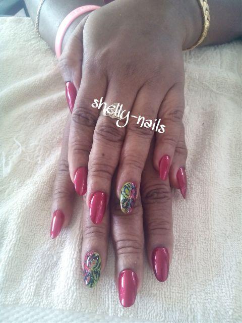 #colorful,#cute,#summer,#nailz,#nails